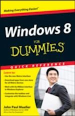Windows 8 for Dummies (For dummies)