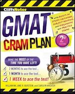 CliffsNotes GMAT Cram Plan