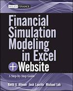 Financial Simulation Modeling in Excel af Michael Loh
