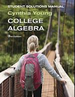 College Algebra 3E Student Solutions Manual