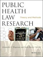 Public Health Law Research