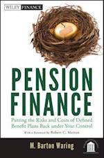 Pension Finance (Wiley Finance)