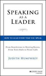 speaking as a leader judith humphrey pdf
