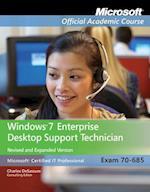 Exam 70-685 (Microsoft Official Academic Course, nr. 892)