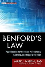 Benford's Law (Wiley Corporate F A Hardcover, nr. 586)