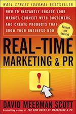 Real-Time Marketing and PR (Wiley Desktop Editions)