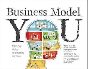 Bog paperback Business Model You af Timothy Clark Alexander Osterwalder Yves Pigneur