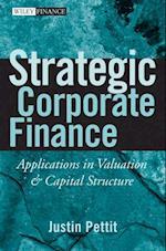 Strategic Corporate Finance af Justin Pettit