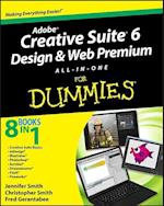 Adobe Creative Suite 6 Design & Web Premium All-in-One for Dummies (For dummies)