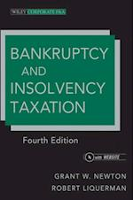 Bankruptcy and Insolvency Taxation (Wiley Corporate F&A)