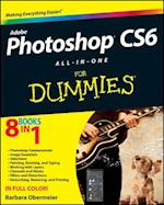 Photoshop CS6 All-in-One For Dummies af Barbara Obermeier