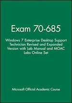 Exam 70-685 (Microsoft Official Academic Course)