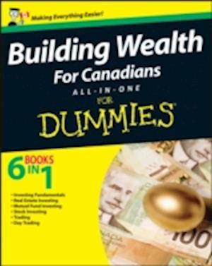 Bog paperback Building Wealth All-in-One For Canadians for Dummies af Douglas Gray Bryan Borzykowski Paul Mladjenovic