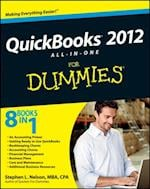 QuickBooks 2012 All-in-One For Dummies