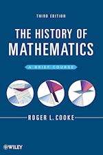 The History of Mathematics af Roger Cooke