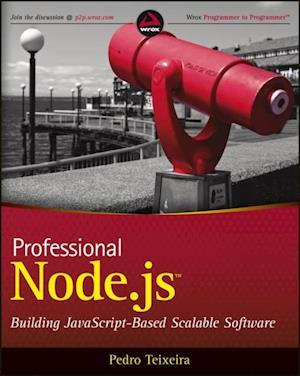 Professional Node.js af Pedro Teixeira