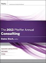 The 2013 Pfeiffer Annual