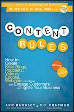 Content Rules af C C Chapman