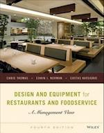Design and Equipment for Restaurants and Foodservice af Chris Thomas