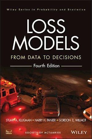 Bog, hardback Loss Models af Stuart A. Klugman