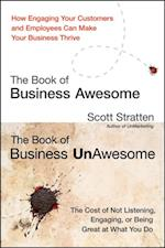 Book of Business Awesome / The Book of Business UnAwesome af Scott Stratten