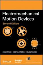 Electromechanical Motion Devices af Paul C. Krause