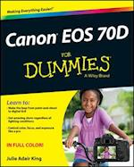 Canon EOS 70D for Dummies (For dummies)