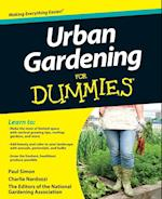 Urban Gardening for Dummies (For dummies)