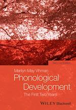 Phonological Development af Marilyn May Vihman