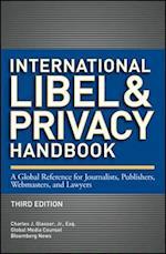 International Libel and Privacy Handbook (Bloomberg)