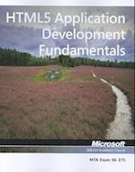 Exam 98-375 Html5 Application Development Fundamentals (Microsoft Official Academic Course)