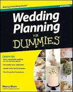 Wedding Planning for Dummies (For dummies)