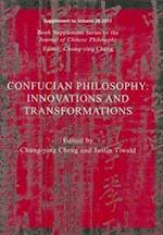 Confucian Philosophy (Journal of Chinese Philosophy Supplement)