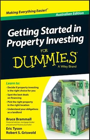 Getting Started in Property Investment For Dummies - Australia af Eric Tyson