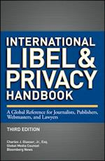 International Libel and Privacy Handbook (Bloomberg)