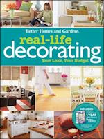 Real-Life Decorating (Better Homes & Gardens Decorating)