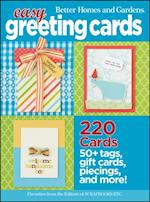 Easy Greeting Cards (Better Homes & Gardens Crafts)