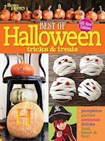 Best of Halloween tricks & treats (Better Homes & Gardens Crafts)