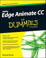 Adobe Edge Animate CC For Dummies af Michael Rohde