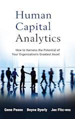 Human Capital Analytics (Wiley & Sas Business)