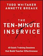 The Ten-Minute Inservice af Todd Whitaker