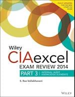 Wiley CIA Exam Review + Test Bank + Focus Notes (Wiley CIA Exam Review Series)