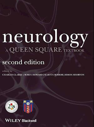 Bog, hardback Neurology af Charles Clarke