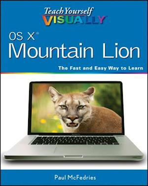 Teach Yourself VISUALLY OS X Mountain Lion af Paul Mcfedries