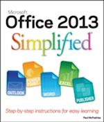 Office 2013 Simplified (Simplified)