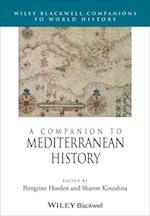Companion to Mediterranean History af Sharon Kinoshita