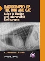 Radiography of the Dog and Cat (Wiley Desktop Editions)