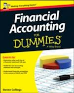 Financial Accounting For Dummies af Steven Collings