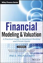 Financial Modeling and Valuation af Paul Pignataro