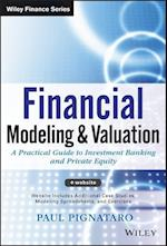 Financial Modeling and Valuation + Website